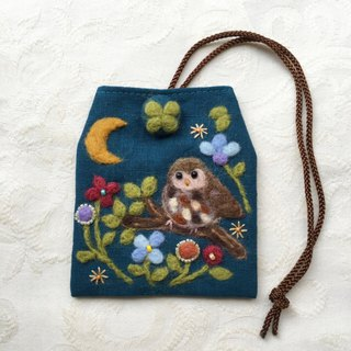 amulet bag of night owl