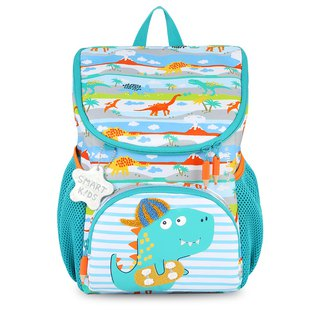 Tiger Family Little Traveller Child Decompression Backpack - Little Dinosaur Lake