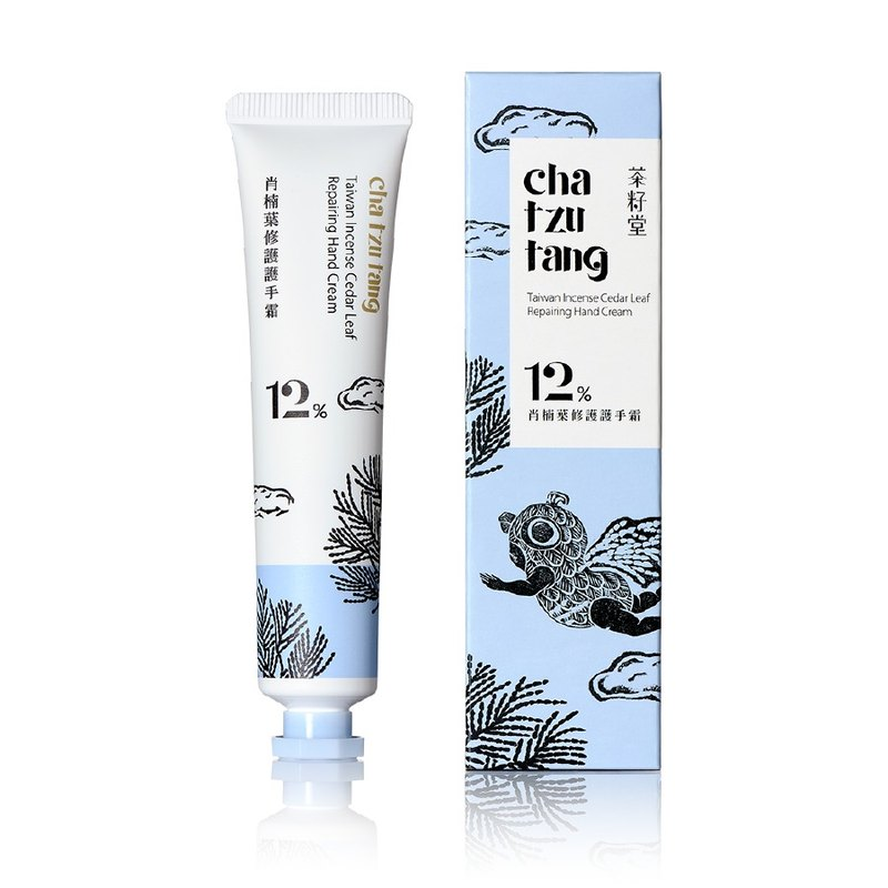Tea Seed Church Xiao Nan Ye Repair Hand Cream 30mL