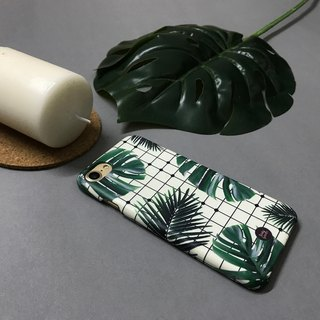 iPhone Case Cover 5 se 6 s 7 8 plus 10 x i6 i7 i8 ix S8 S9 Note8 P10 Sony Plants