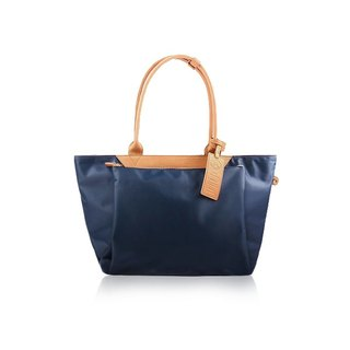 Samuel Ashley Roaming Time Tote Bag - Starry Blue