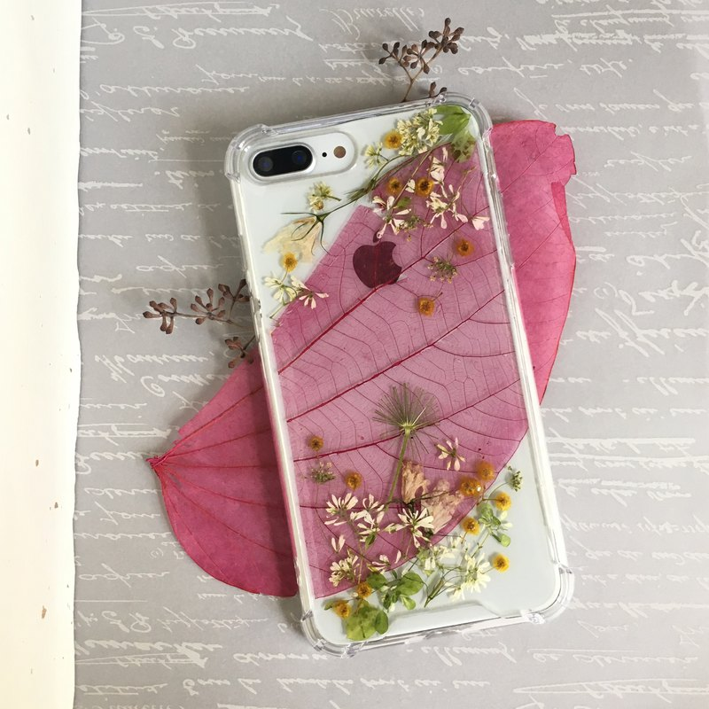 Butterfly effect limited to a leaf pulse flower mobile phone sets