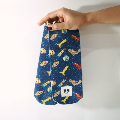 NAVY.SPACE-SOCK
