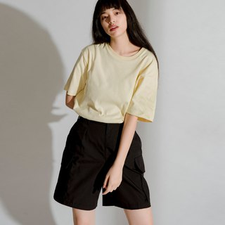 Hao Black Pocket Shorts Black Pocket Shorts