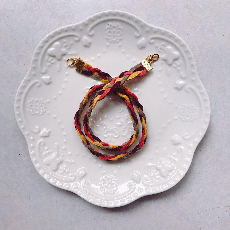 手工編織口罩繩 / 海賊的海鮮丼