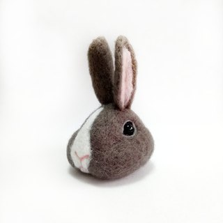 Rabbit-Wool felt (customized)