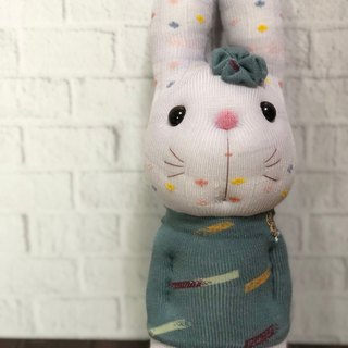 European and European rabbit 01 socks doll / current product supply / Martin hand-made
