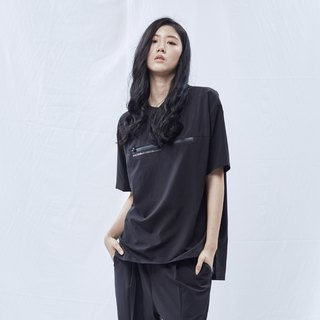 DYCTEAM - 3 Functional Zipper Fifth Tee