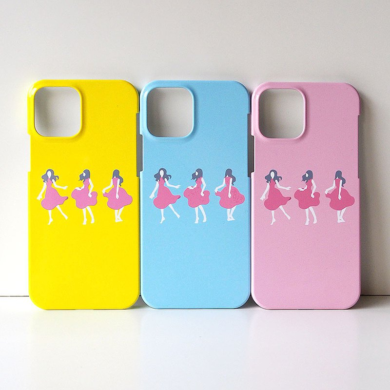 Plastic iPhone case - Dancin! -