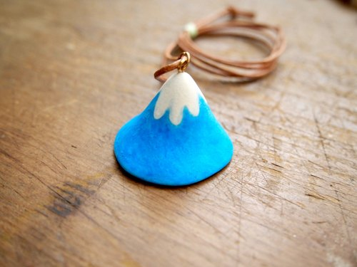 Fuji Hill Necklace