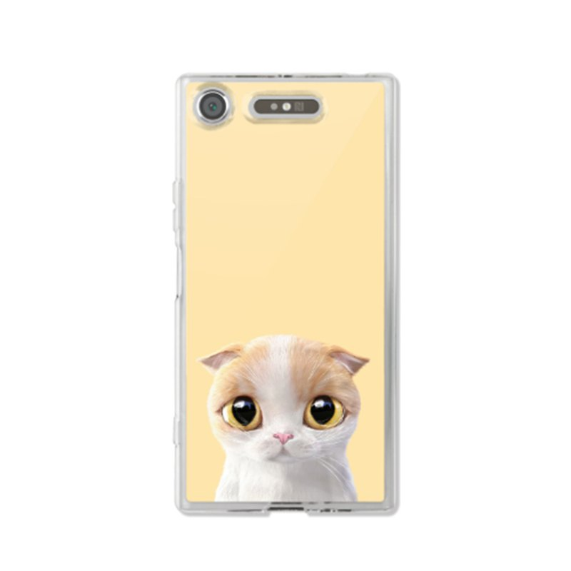 Sony XZ1 Transparent Slim Case