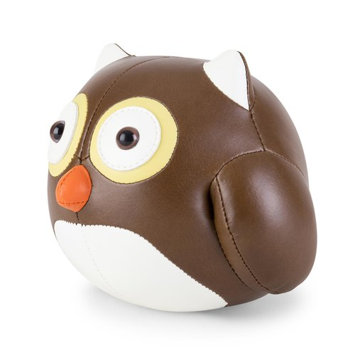 Zuny - Owl Shaped Animal Bookend