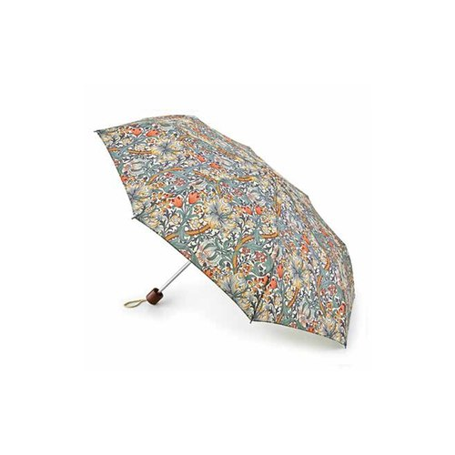 Morris & Co. British Floral Printed Umbrella L757_6S3199