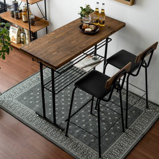 KeLT Nordic style ancient wood wind natural wood non-toxic furniture table
