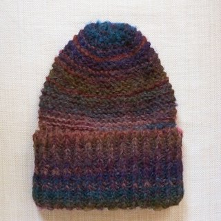 Lan wool hat (Maohai gradation)