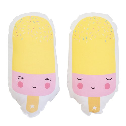 Netherlands | a Little Lovely Company ❤ Healing cute popsicle mini pillow