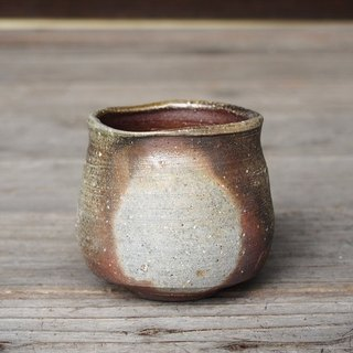 Bizen tea ceremony (small) 【sanuri】 _ y2-008