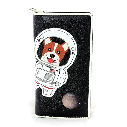 Spaceman Corky Dog Kidney Long Clip Black Sold Out - Cool Village
