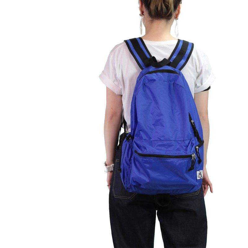 跳傘布飛行旅人後背包 (四色可選)
