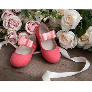 Baby Day classic fantasy doll shoes - sweet orange