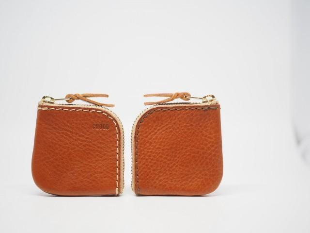 Jewelry Coin Case / Camel