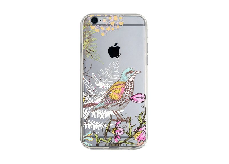 Tree and bird - Samsung S5 S6 S7 note4 note5 iPhone 5 5s 6 6s 6 plus 7 7 plus ASUS HTC m9 Sony LG G4 G5 v10 phone shell mobile phone sets phone shell phone case