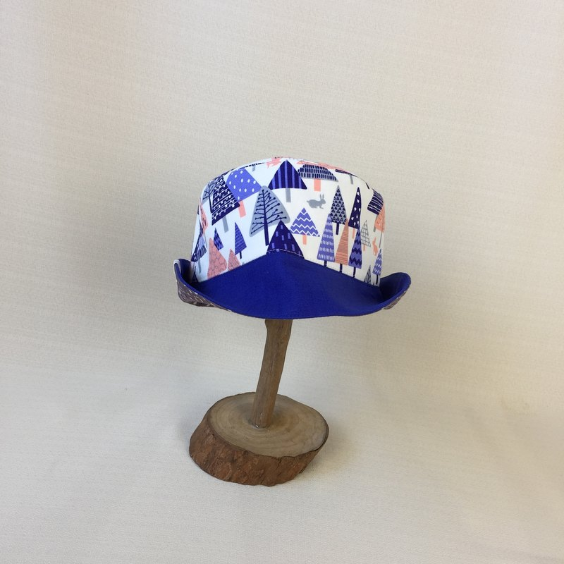 Va colorful tree fisherman hat