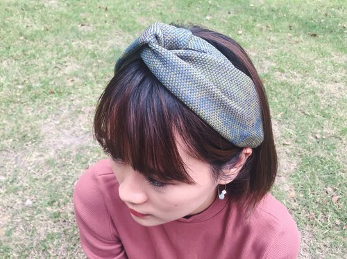 Mosaic Elastic hair band