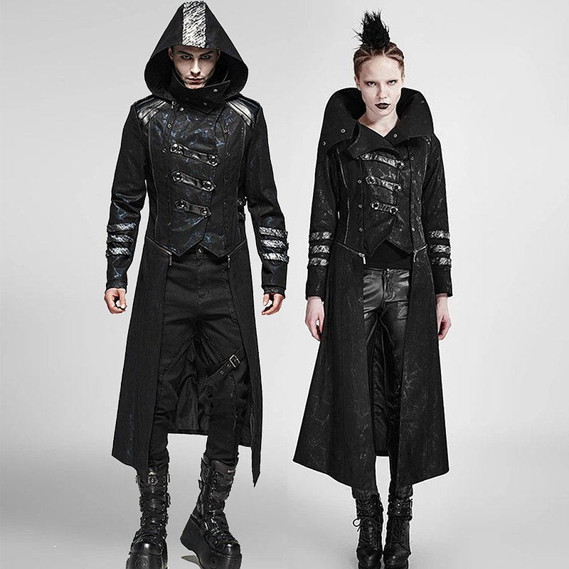 Gothic Scorpio Assassin Detachable Jacket / Couple Style / Out of Print