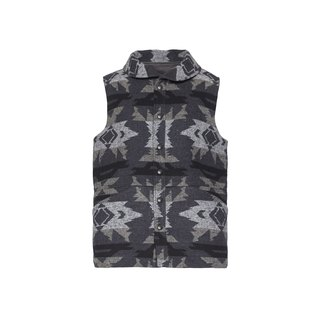 oqLiq - Display in the lost - Ethnic feng shui vest