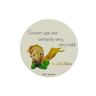 Little Prince Movie License - Suction Cup Pad