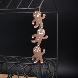 LIFE_Ginger Shaped Magnet (1 in)