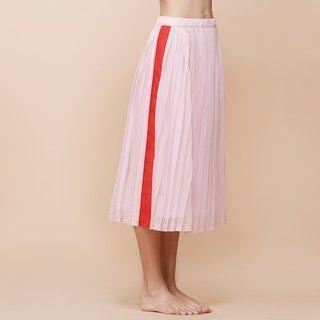 [MACACA] Waltz Pleated Skirt - BQE8103 Pink