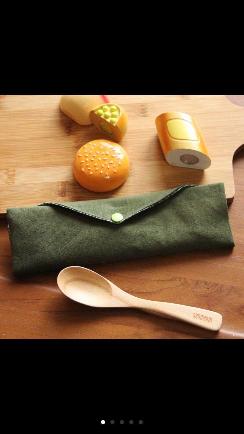 Customized service Wen Qingfeng environmental chopsticks bag 7*30 cm