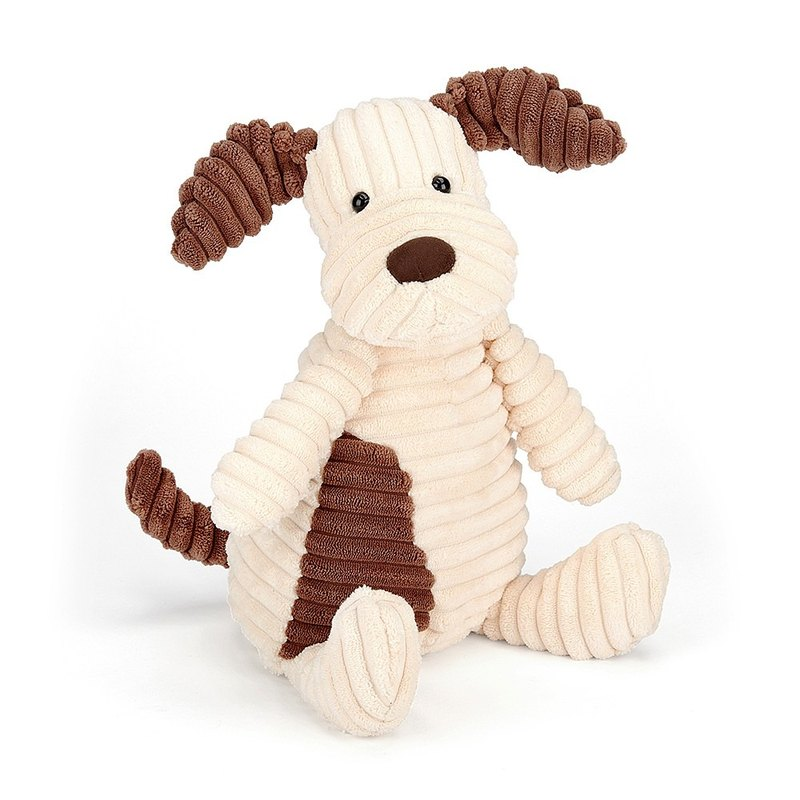 Jellycat Cordy Roy Mutt thick line big dog 41cm