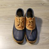 Back to Green:: L.L.Bean 獵鴨靴 vintage shoes