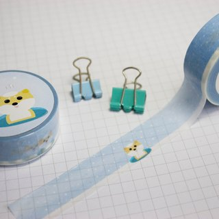 Chai paper tape - winter snows articles