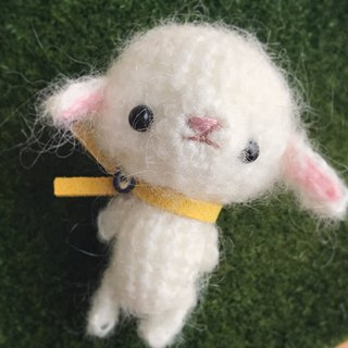 【Order Production】 Small Ami Gourami Lamb amigurumi sheep