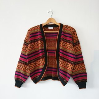 [Sunrise 3] vintage - sweater coat