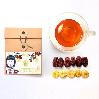 [梁山水泊] Shushen Red Date Hangju Tea
