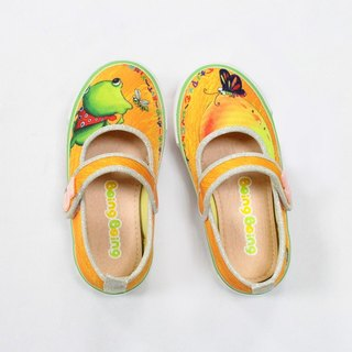 Story shoes - Yellow (moon falls)