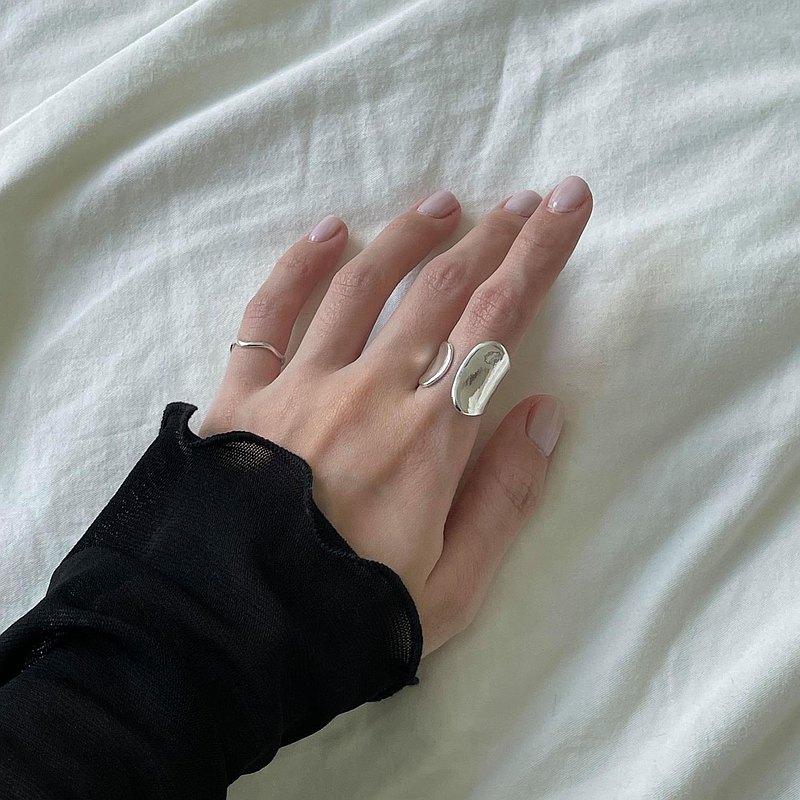 大小耳朵戒指 Eeyore Ring
