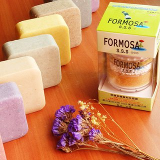 Shampoo + soft water combination (original price 400 special 350) good wash non-stick handmade soap shampoo