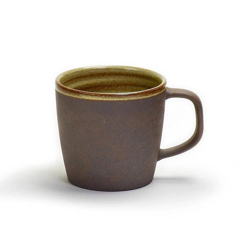 Aurli 奧利│老岩泥咖啡杯-滿溢杯(火/焱/炎焱)