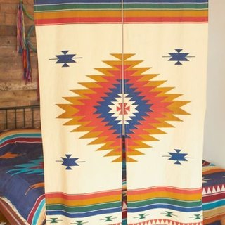 Pre-ordered Indian Totem Curtain (Tricolor) ISAP5381