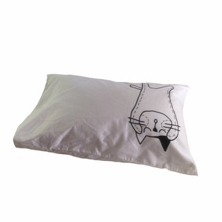 Homycat microfiber children pillow c/w pillow case