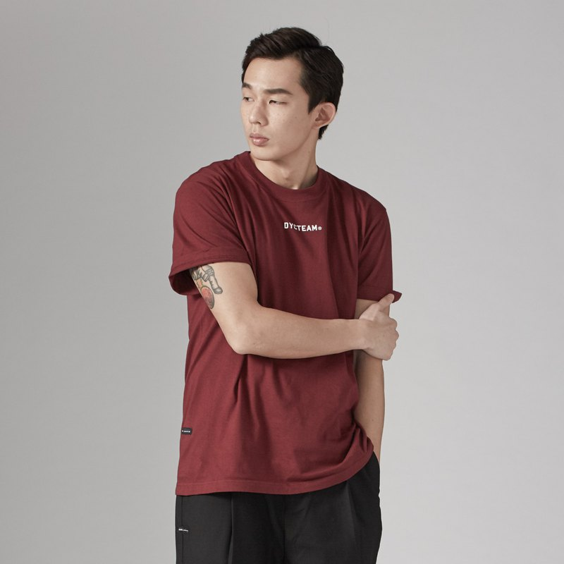 DYCTEAM - LOGO Fabric Tee