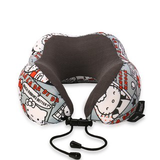 Murmur Rolling neck pillow / Hello Kitty manga NP006