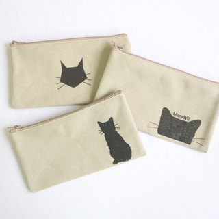 MaryWil cat series hide and seek Pencil / Universal bags