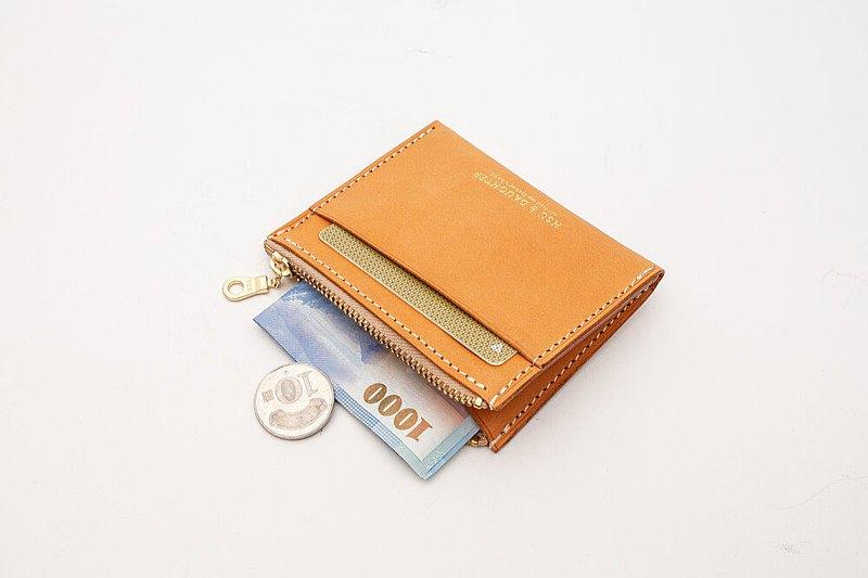 【手作課程 - 隨手錢包】 錢包 | 母親節 | 客製 | 禮物 | 情人